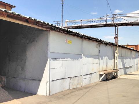 Аренда - отапливаемое помещение 150 м2 под склад м. Водный стадион - Фото 4