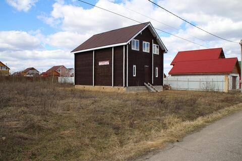 Недостроенный коттедж с газом на участке 15 соток в коттеджном поселке - Фото 2