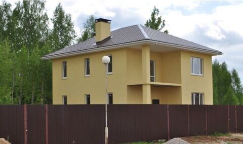 Дом на Калужском шоссе, Романцево - Фото 1