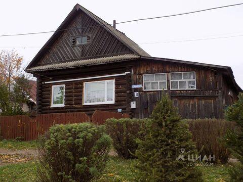 Продажа дома, Нытва, Нытвенский район, Ул. Комсомольская - Фото 1