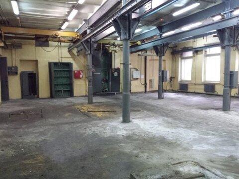 Сдам производственное помещение 400 кв.м, м. Площадь Ленина - Фото 2