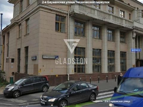 Продажа производственного помещения, м. Бауманская, 2-я Бауманская . - Фото 4