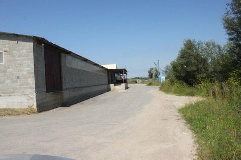 Промышленный участок, 1 га, Вода, Свет, Газ, дорога - Фото 2