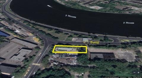 Земельный участок 10 соток с нежилым зданием 331 м2 набережная Москвы - Фото 4
