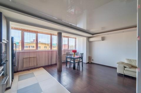 Продается шикарная трехкомнатная квартира с ремонтом - Фото 3