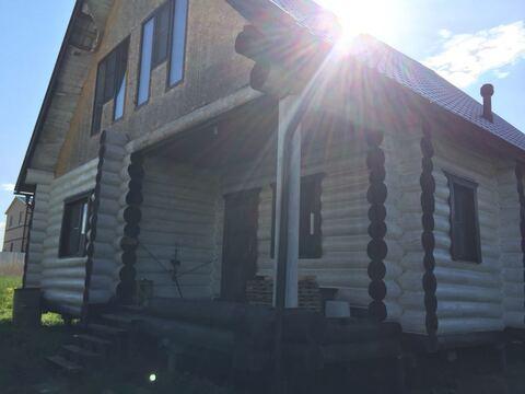 Продается дом 160 кв.м. на участке 8 сот в кп Елагино, д. Оржицы - Фото 1