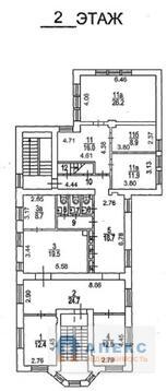 Продажа офиса пл. 370 м2 м. Охотный ряд в административном здании в . - Фото 1