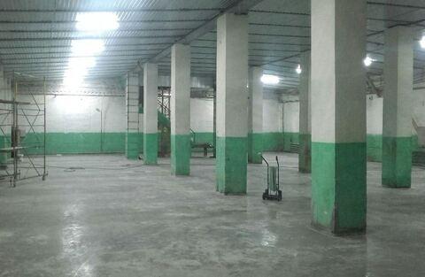 Продажа, тёплый склад 2500кв.м, Подольск - Фото 5