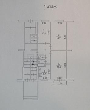 Квартира, ул. Куйбышева, д.69 - Фото 1