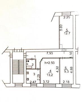 Продажа квартиры, Иркутск, Ул. Ямская - Фото 3