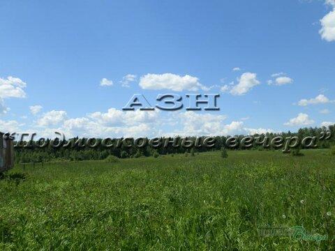 Ярославское ш. 40 км от МКАД, Мартьянково, Участок 250 сот. - Фото 1