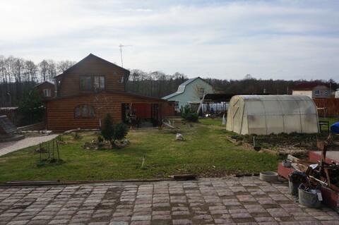 ИЖС с.Вороново. Продается добротный, двухэтажный, деревянный дом - Фото 2