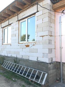 Выделенная часть дома 77 кв.м 4 сотки земли деревня Борисово - Фото 1
