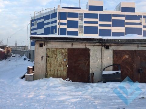 "Продам гараж за ТЦ ""Мачта"" на Маршрутной - Фото 1"