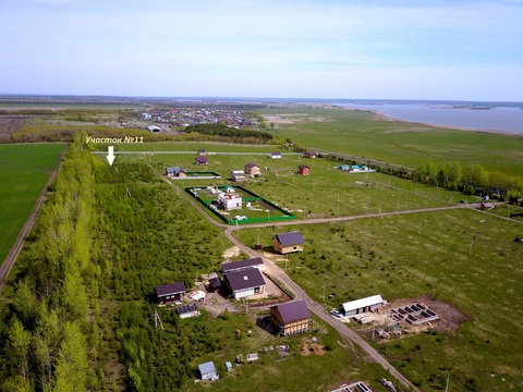 Земельный участок под строительство в коттеджном поселке Раздолье - Фото 5