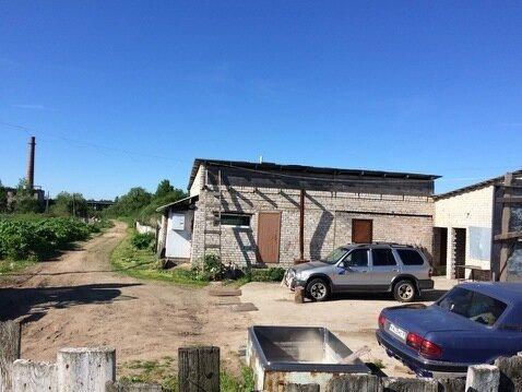 Продаётся сельскохозяйственный имущественный комплекс в с. Горицы - Фото 1