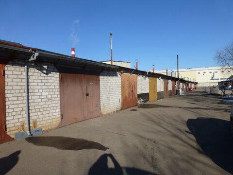 Продам гараж в г. Ивавнтеевка - Фото 1
