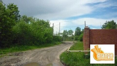 Земельный уч-к 24.56 сот в г. Щелково на берегу водоема,17 км от МКАД, - Фото 2