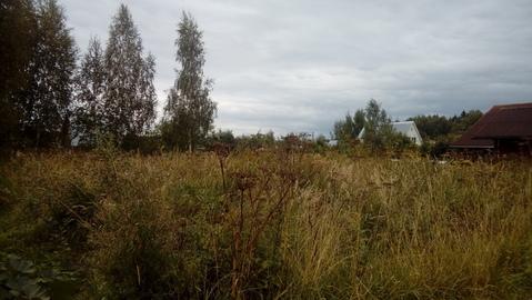 Продаю участок 8 соток с газом новая Москва Калужское шоссе - Фото 4