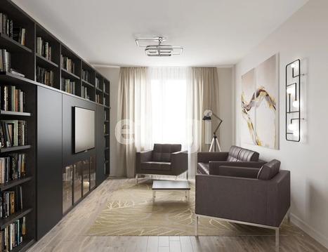 Объявление №66525156: Продаю 1 комн. квартиру. Москва, ЖК Цветочные поляны, 1,