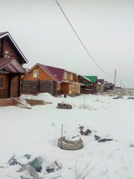 Новый рубленый дом в Дружино мкр Александровская усадьба - Фото 4