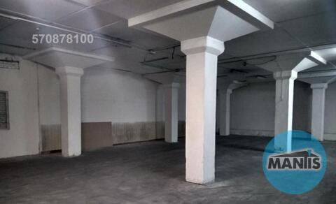 Сдается теплый склад на первом этаже, пандус под еврофуру, бесплатный - Фото 2