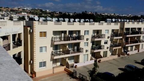 Трехкомнатный Апартамент с видом на море и недалеко от моря в Пафосе - Фото 2