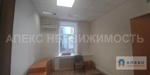 Аренда офиса 170 м2 м. Арбатская апл в бизнес-центре класса В в Арбат - Фото 3