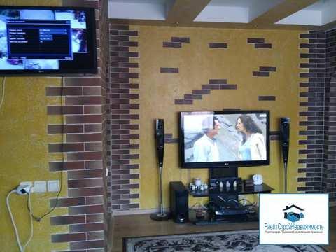 Дом из кирпича 200 м, все коммуникации, мебель, сауна, бар, гараж, бассейн - Фото 4