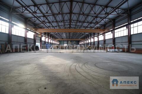 Аренда помещения пл. 1500 м2 под склад, Щелково Щелковское шоссе в . - Фото 5