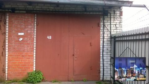 Предлагается одноэтажный кирпичный гаражный бокс, г. Подольск вблизи п - Фото 4