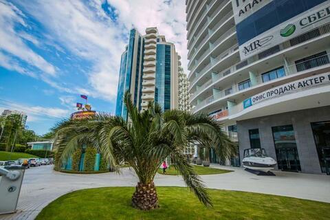 Сдам элитные апартаменты в Сочи на первой линии у моря - Фото 1