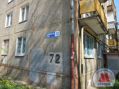Квартира, ул. Блюхера, д.72 - Фото 4