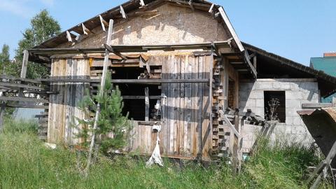 Участок с дачным домиком в черновой отделке в одном из лучших поселков - Фото 4