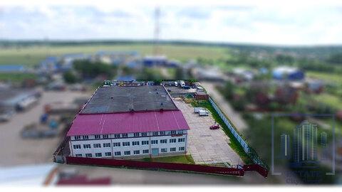 Производственно-складской комплекс Истринский район, с/пос. Ермолинско - Фото 2
