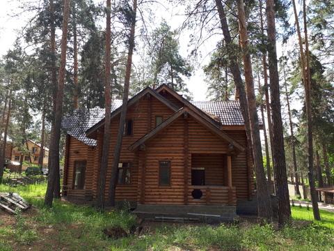 Срубовой дом в сосновом лесу! - Фото 3
