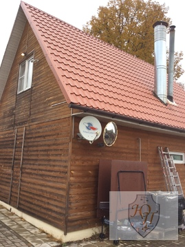 Отличный коттедж с гостевым домом в д.Псарево Можайский район - Фото 2