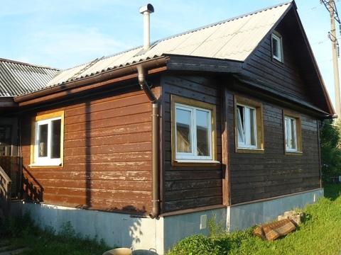 Продаётся дом с удобствами в п.Тёсово-Нетыльский (Рогавка) - Фото 3