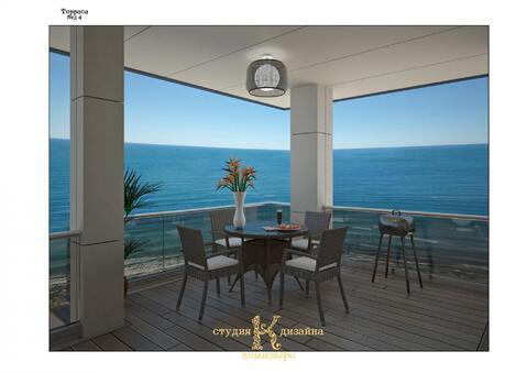 Элитная квартира в Анапе на берегу моря - Фото 1
