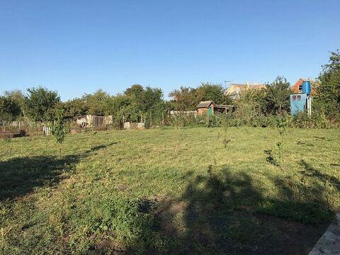 Продается земельный участок г Краснодар, ул Средняя, д 5 - Фото 1