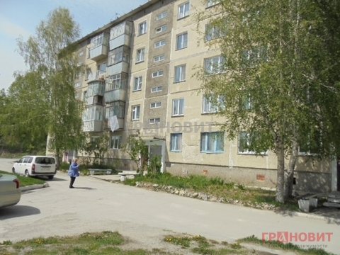 Продажа квартиры, Искитим, Подгорный микрорайон - Фото 2