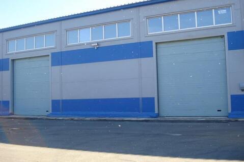 Продается новый офисно-складской комплекс на ул. Промышленная, . - Фото 1