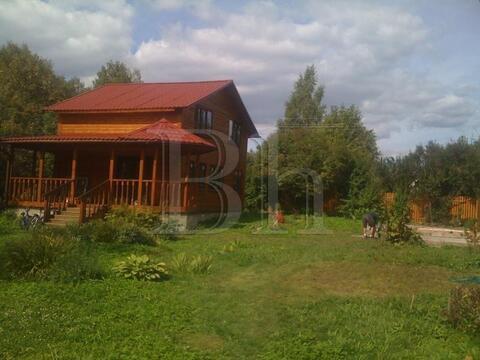 Продам дом в стародачном месте д. Рассудово в 35 км. от МКАД по . - Фото 4