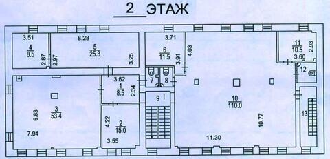 Аренда офиса 527.0 кв.м. Метро Бауманская - Фото 2