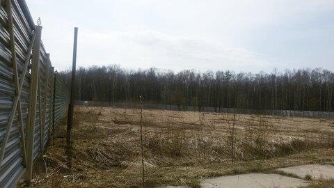 Участок 1,57 Га с коммуникациями в 4 км по Киевскому шоссе - Фото 1