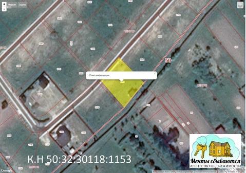Продажа участка, Оболенск, Серпуховский район, Деревня Нижнее Шахлово - Фото 1