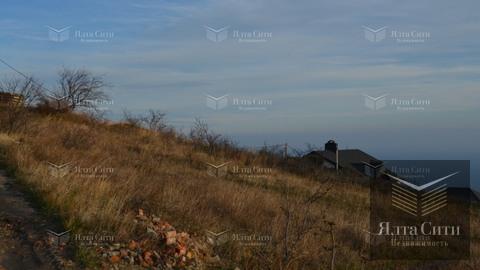 Участок, Крым, Алупка 700 м до моря - Фото 4