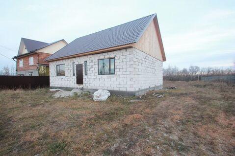 Дом в Ялуторовском районе с.Памятное - Фото 1
