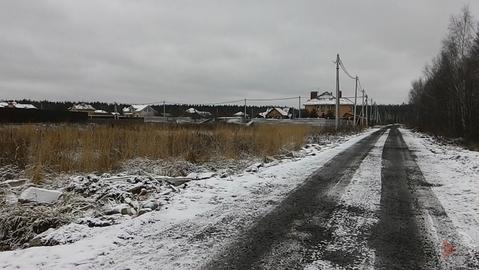 Продается земельный участок 12 соток в 15 км от Москвы - Фото 1