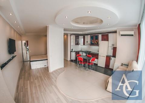 1 комнатная студия с евроремонтом и видом на Арт-бухту - Фото 2